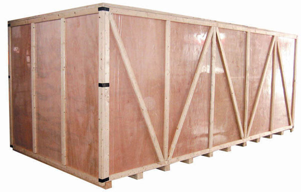 加大木包装箱