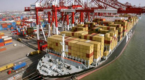 外贸进出口行业的应用