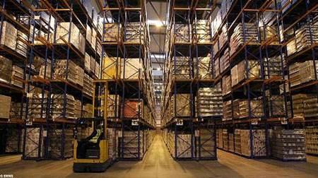 仓储物流业的应用